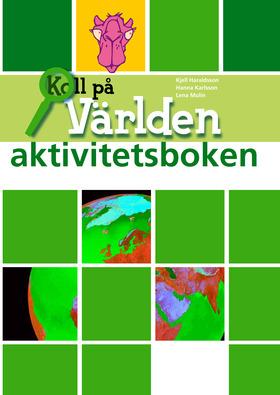 Karta Over Varldens Bergskedjor.Koll Pa Varlden Ar 6 Aktivitetsbok