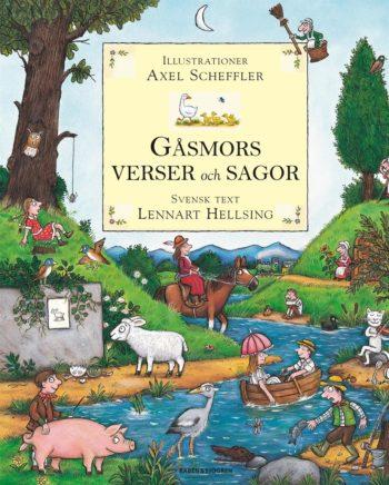 Skönlitteratur barn och ungdom: sagor, myter och legender